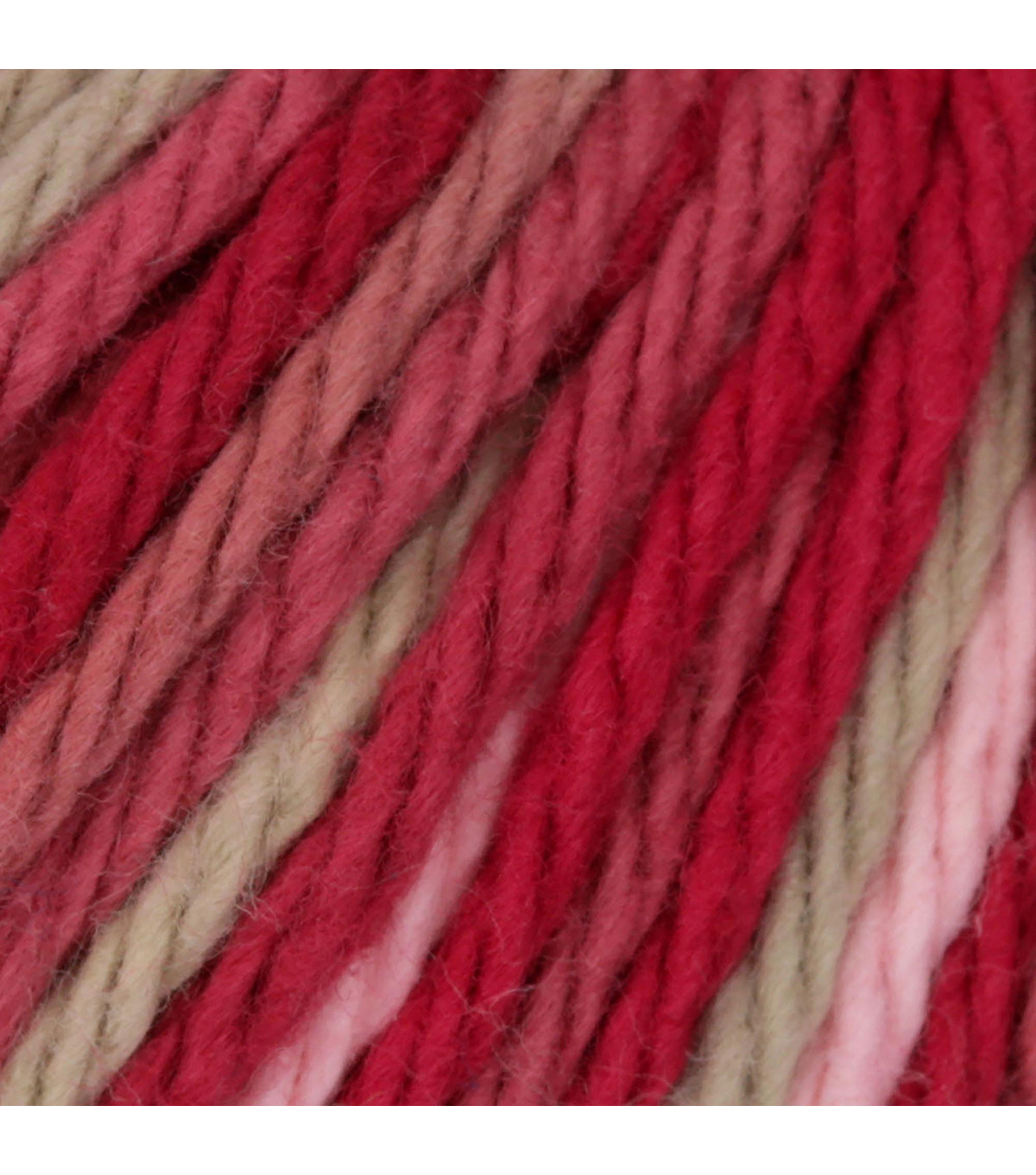 Lily Sugar\u0027n Cream Super Size Yarn, Damask Ombre