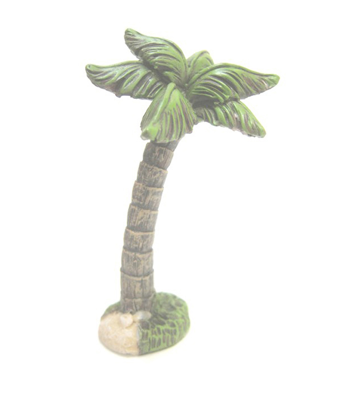 Fairy Garden Resin Coconut Tree