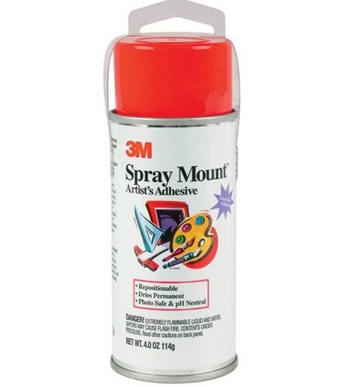 3m Spray Mount Artists Adhesive Joann
