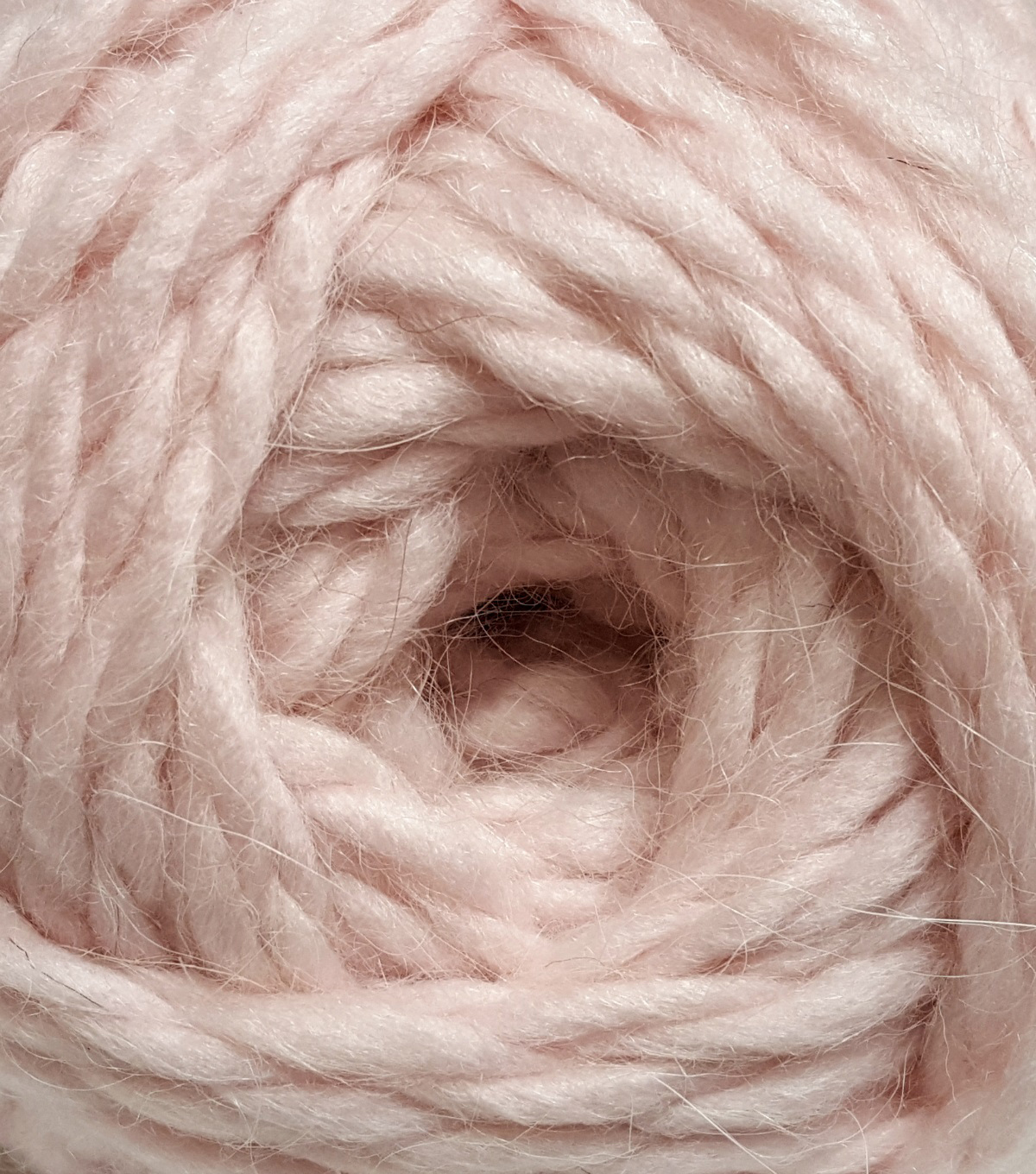 Buttercream Luxe Craft Alpaca Solids Yarn, Palepink