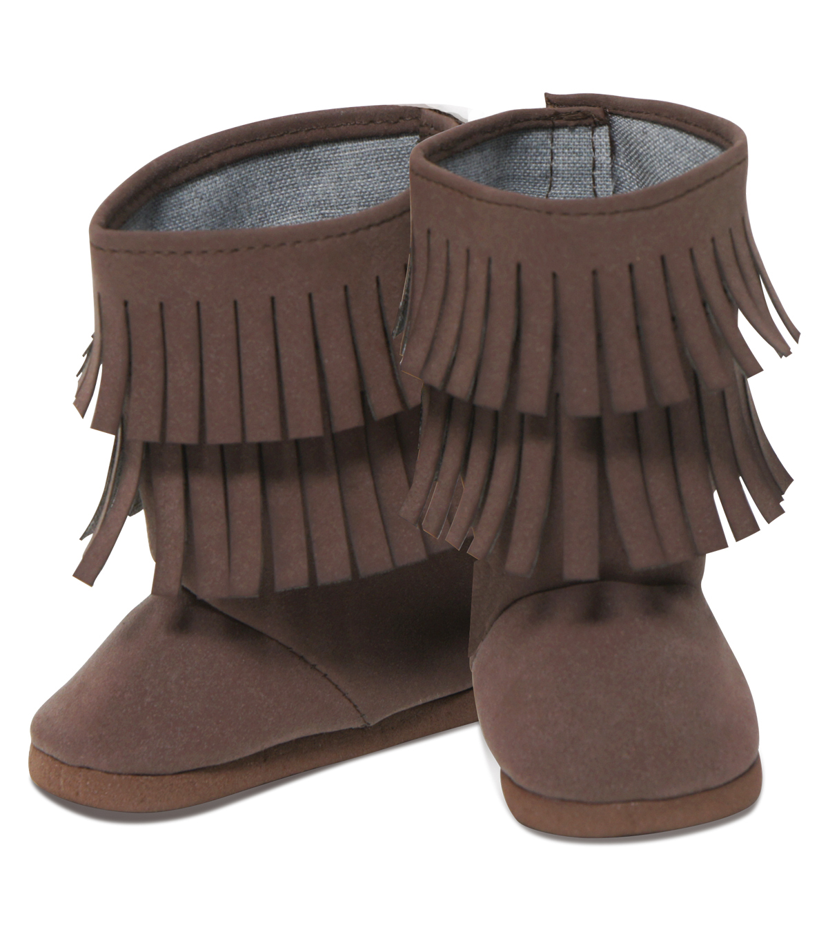Springfield Boutique Brown Fringe Boot