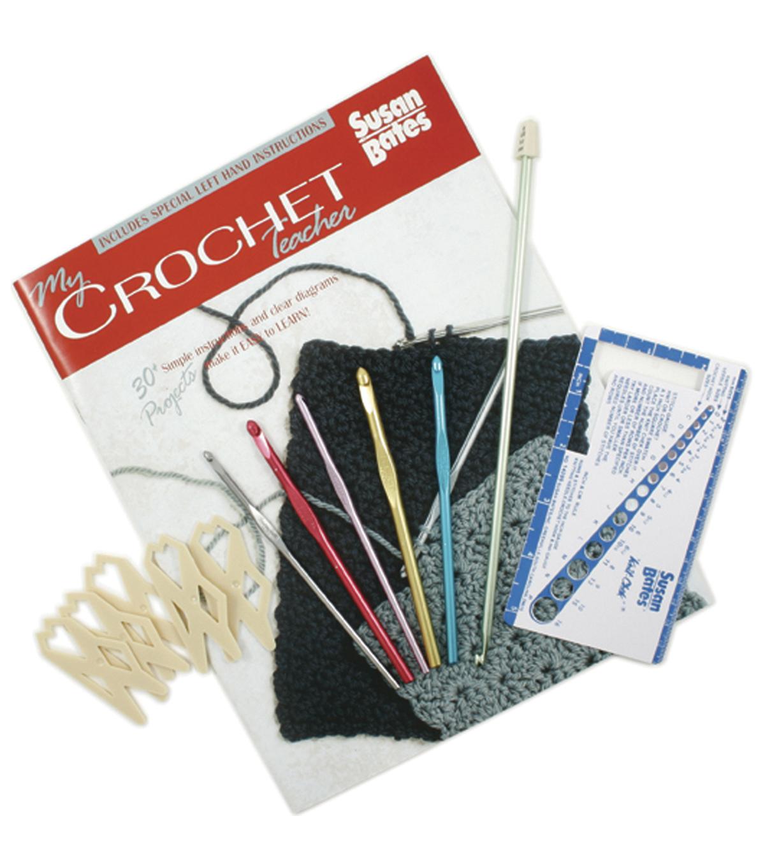 Susan Bates Learn Crochet Kit Joann