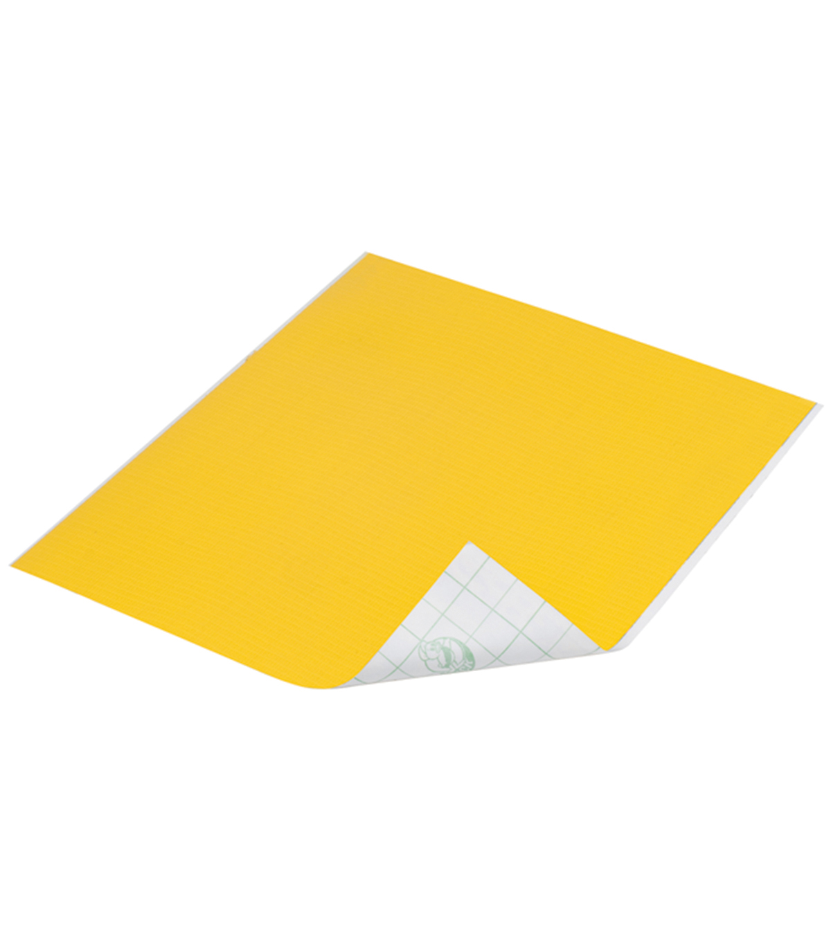 Duck Tape Single Sheets 8.25\u0022X10\u0022-Yellow