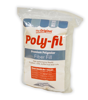 Poly-Fil Quick Craft 3 Ounce Bag