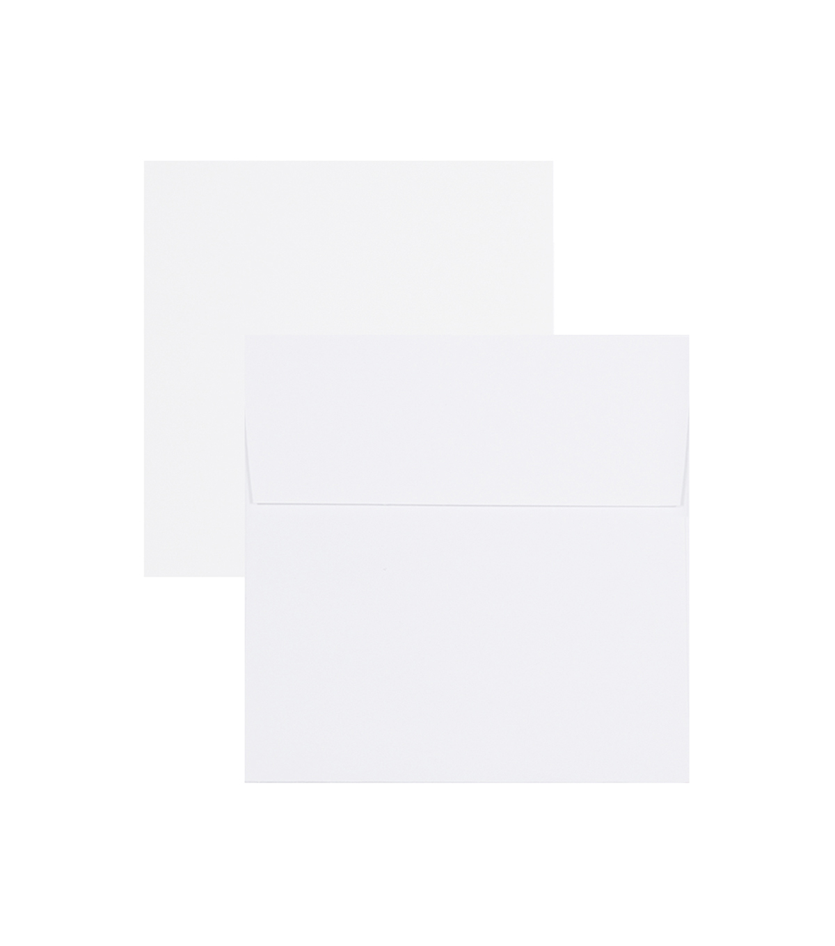 Park Lane 3\u0027\u0027x3\u0027\u0027 Mini Cards & Envelopes-White