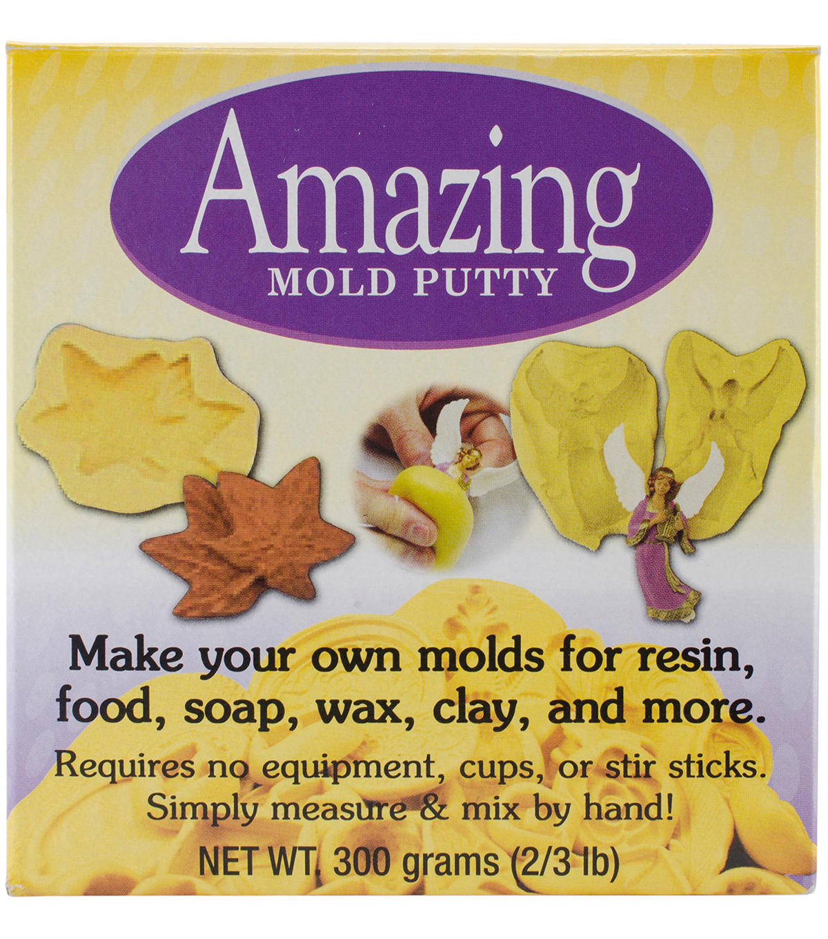 Amazing Putty .66Lb Mold Putty Kit