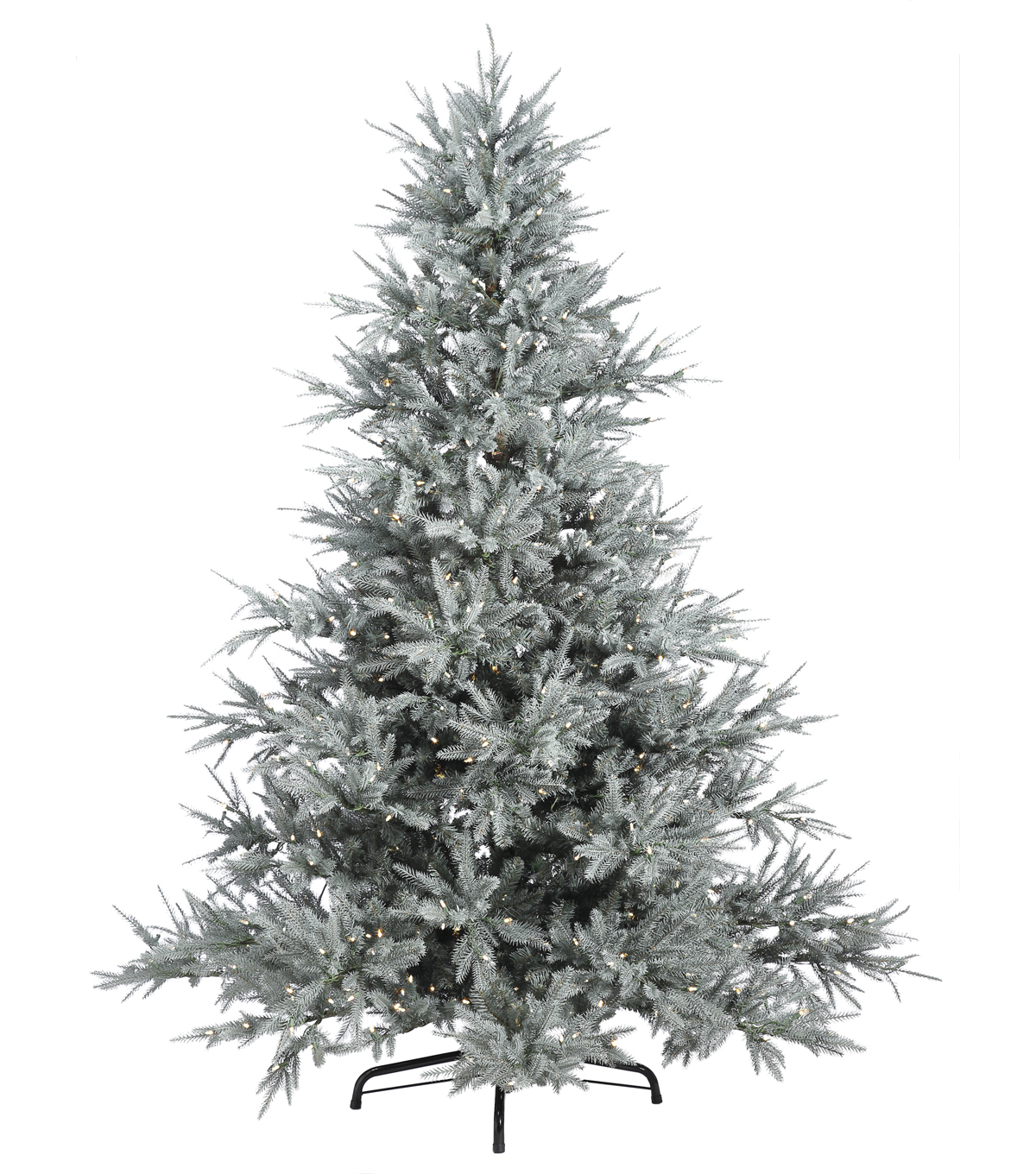 Bloom Room 8 U0027 Whispering Pine Pre Lit Christmas Tree