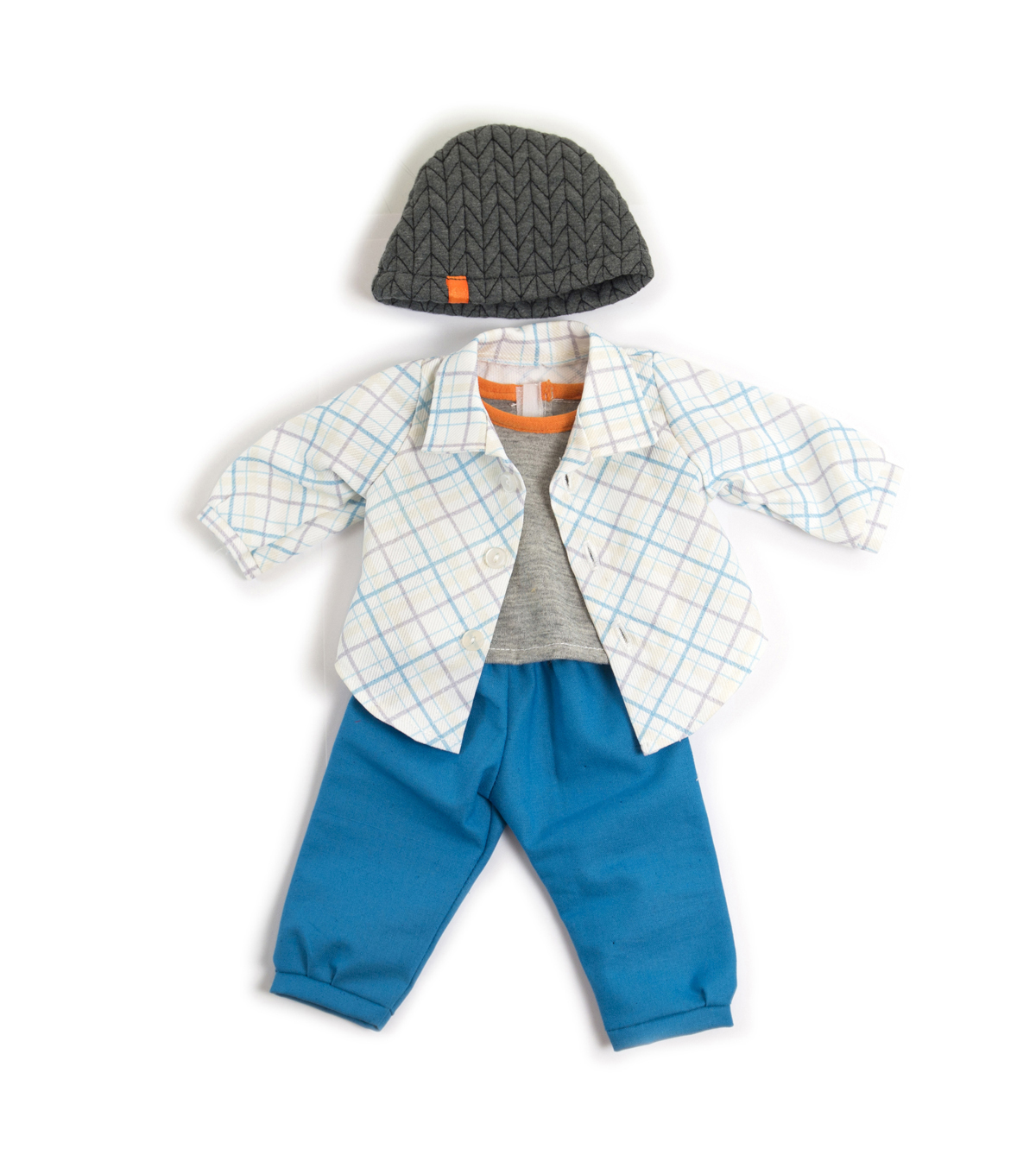 Doll Clothes, Boy Autumn/Spring Outfit