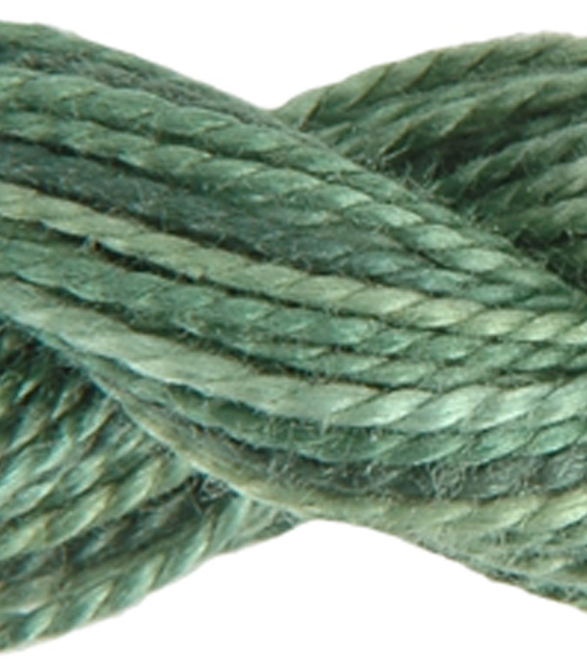 DMC Pearl Cotton Thread 27 Yds Size 5, Evergreen Forest