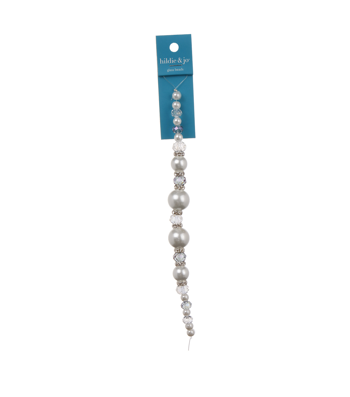 Advantus/Sulyn 7 in Socialite Ballroom Bead Strand, Touch of Grey-Blue