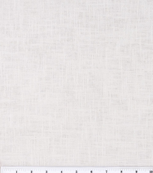 Sew Classic Linen Look Natural Hopsack Fabric
