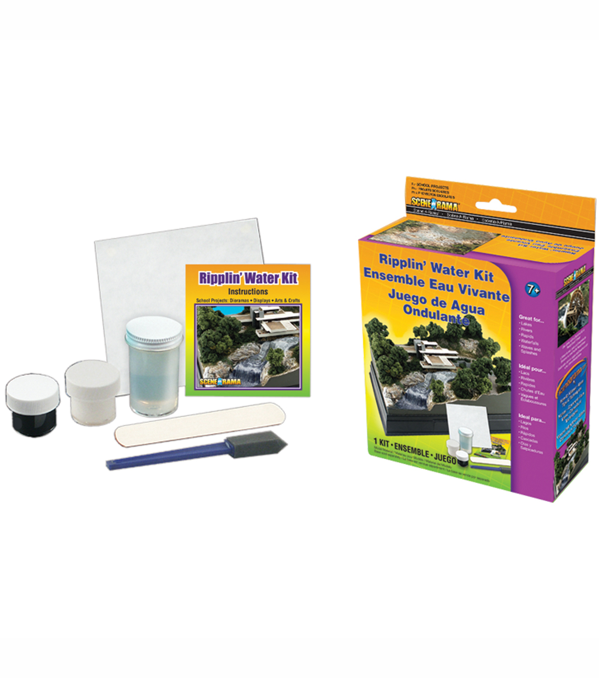Ripplin\u0027 Water Kit