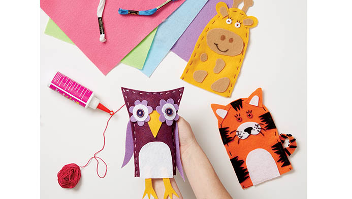Learn To Hand Sew For Kids