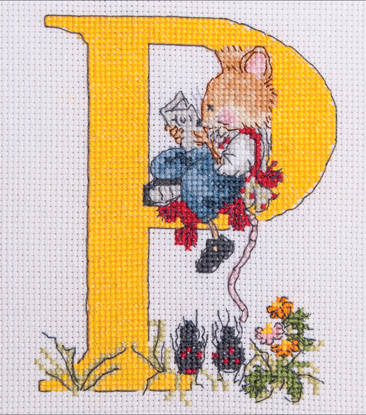 Creative World of Crafts Seraphina Counted Cross Stitch Kit-P