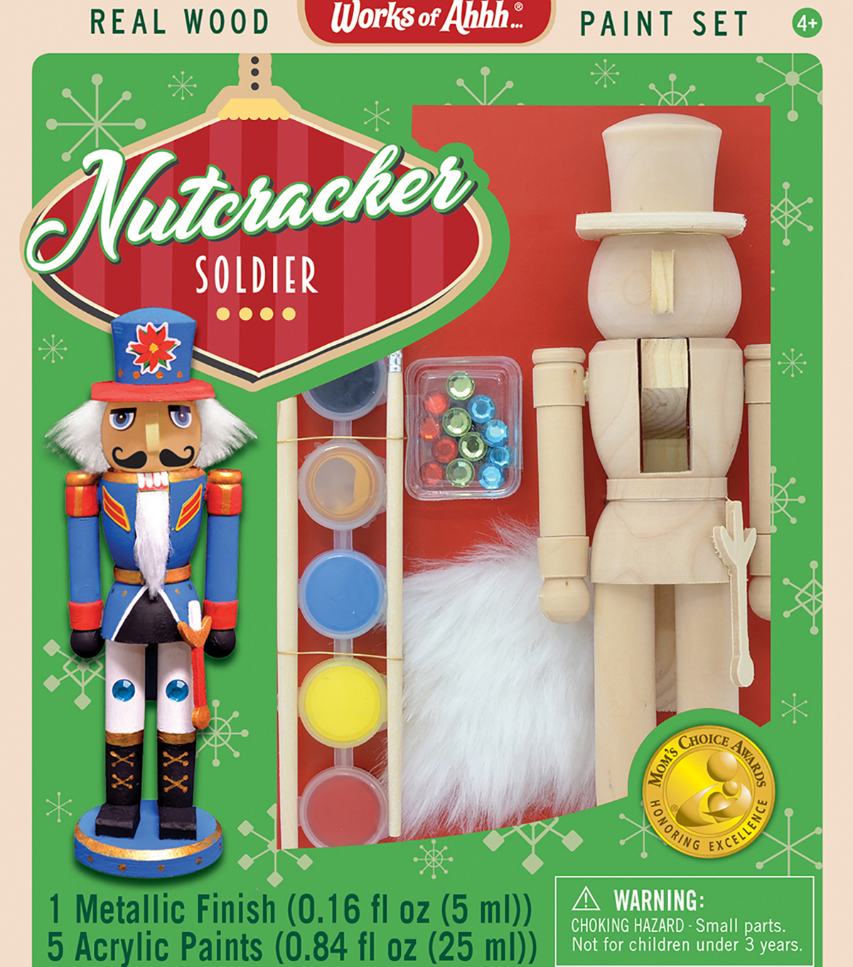 Works Of Ahhh Soldier Nutcracker