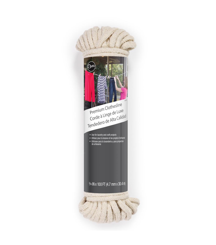Polypropylene Reinforced Cotton Clothesline Joann