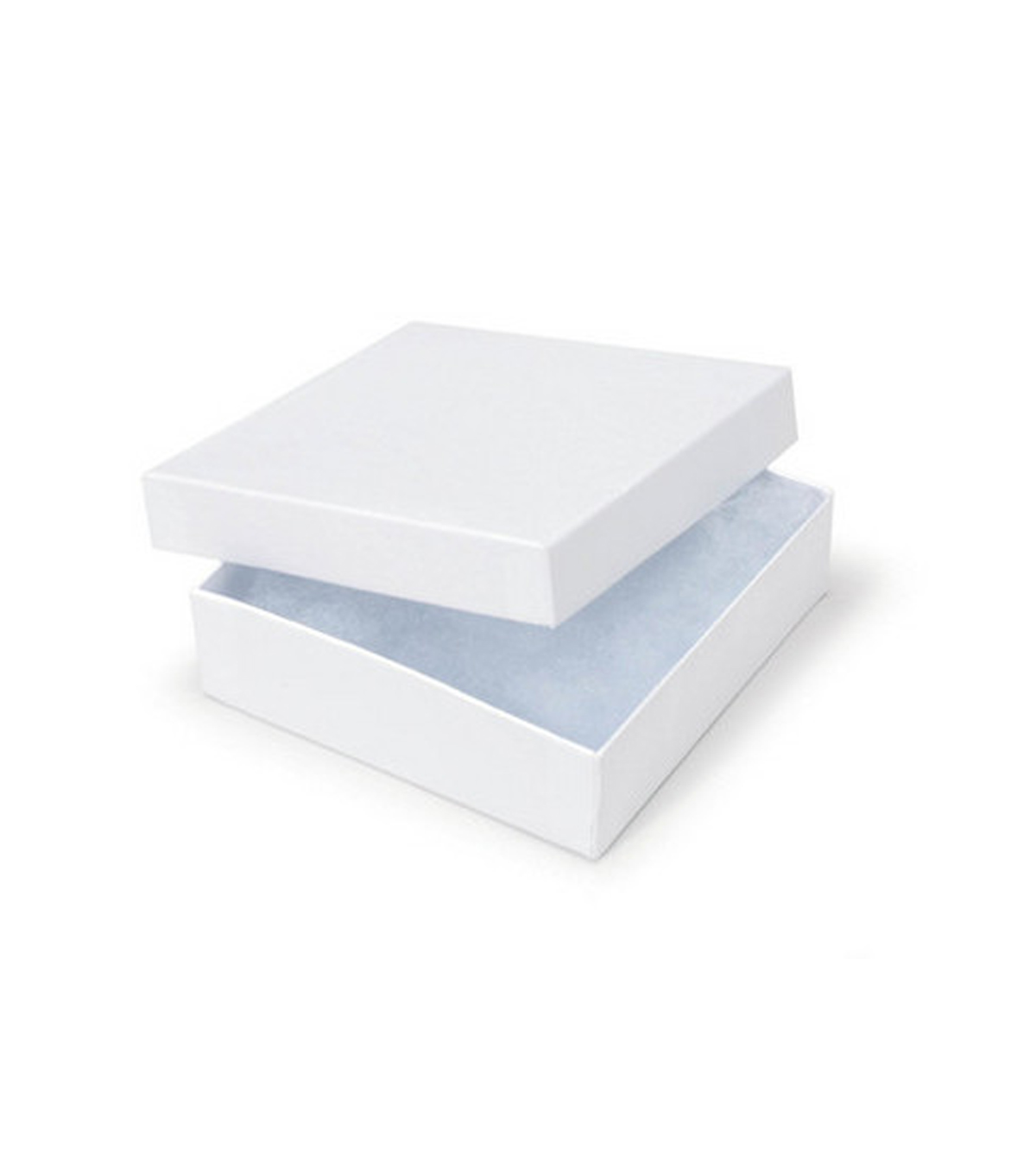 Darice Jewelry Boxes White
