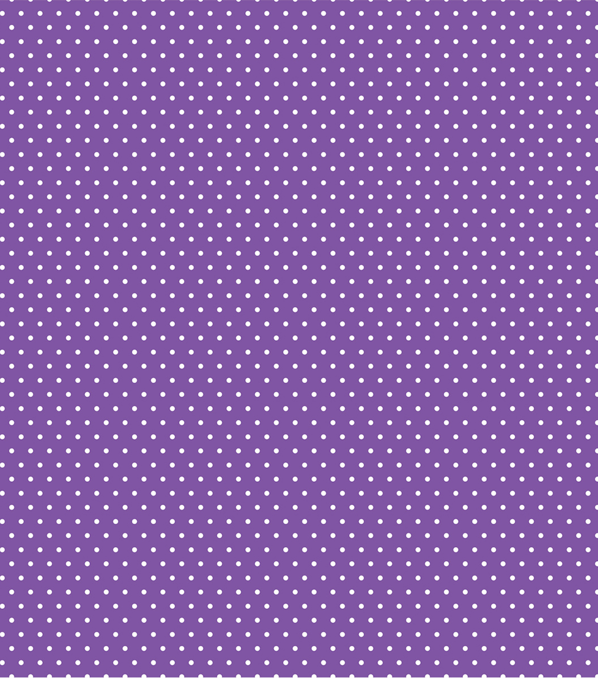 Basics Patterned Cardstock 12\u0022X12\u0022-Purple Small Dot
