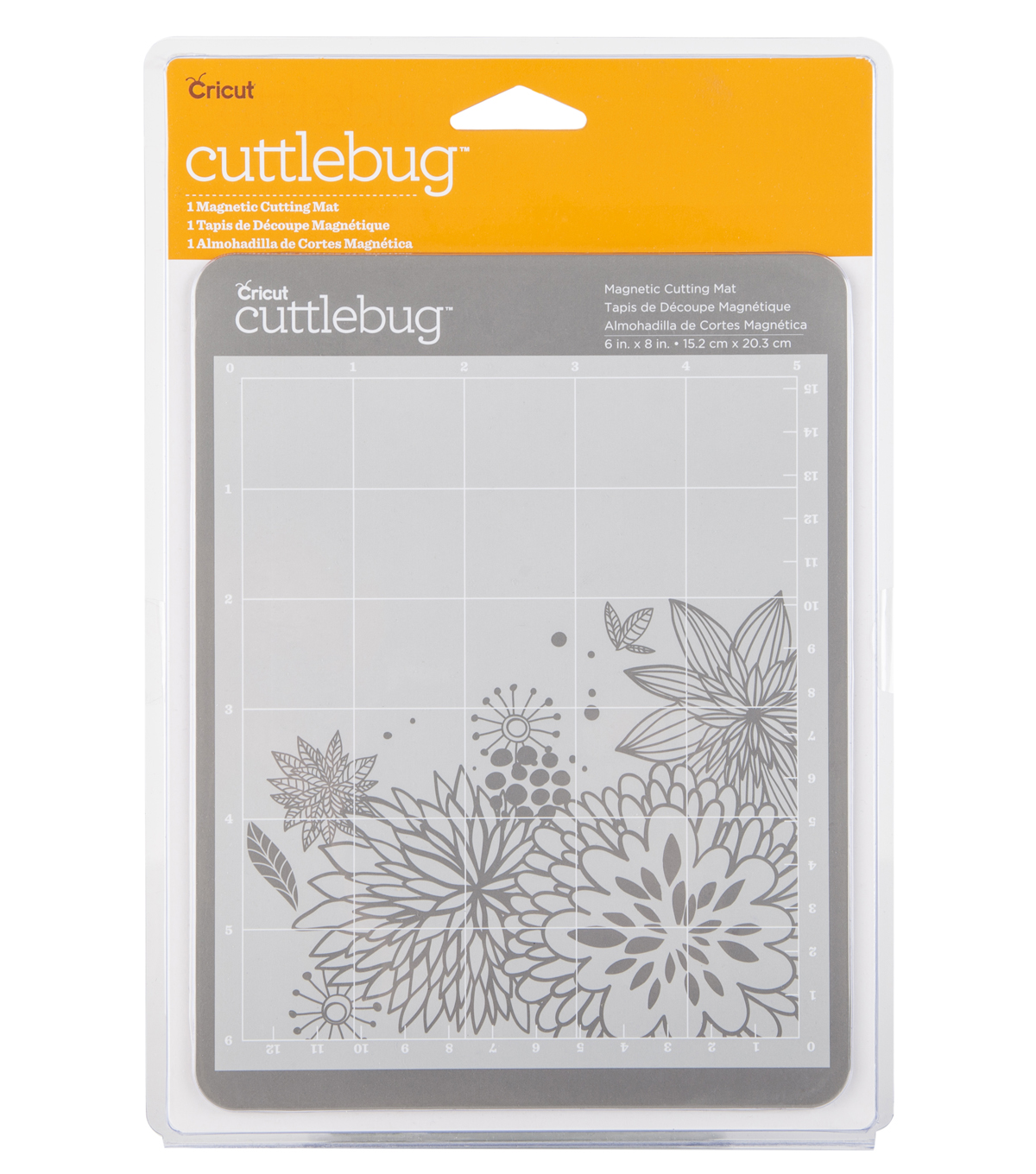 Cricut Cuttlebug 6\u0027\u0027x8\u0027\u0027 Magnetic Cutting Mat