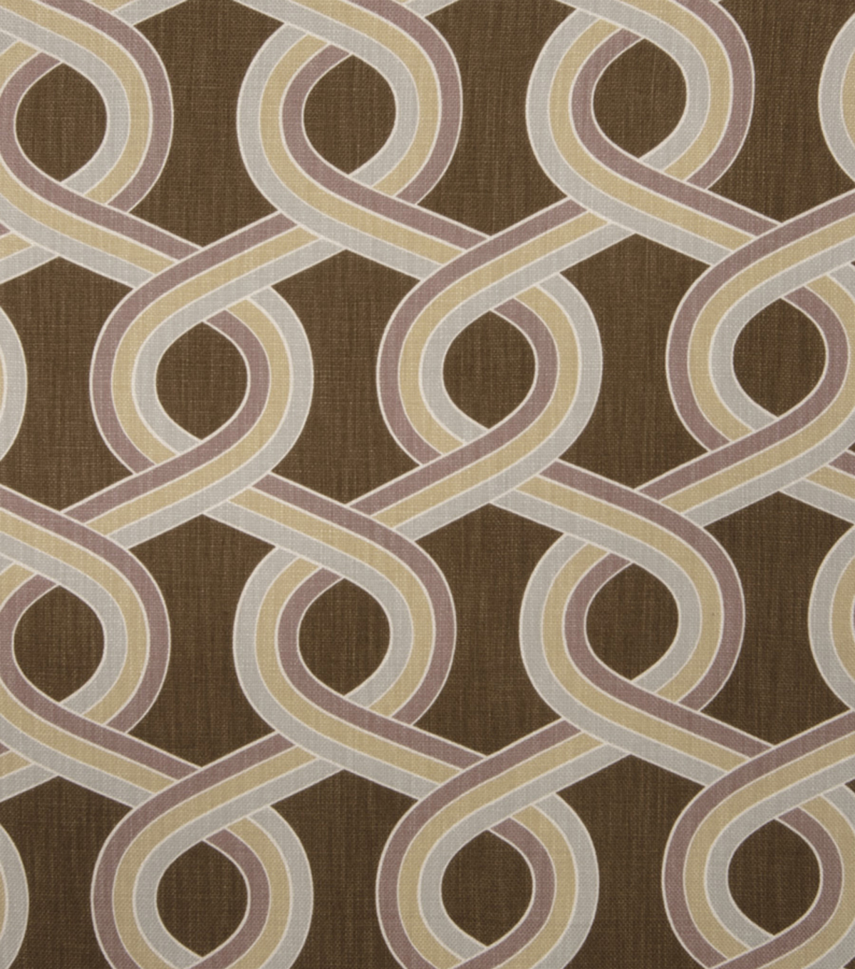 Home Decor 8\u0022x8\u0022 Fabric Swatch-Upholstery Fabric Eaton Square Erica Cocoa
