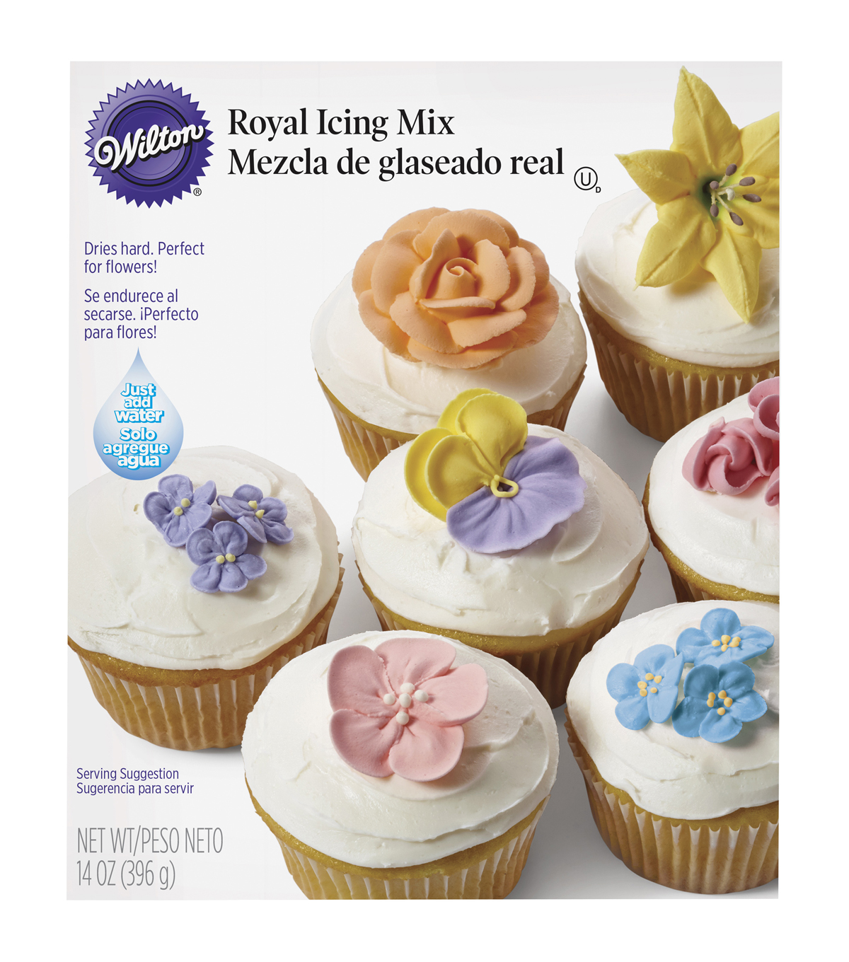 Wilton 14 oz. Royal Icing Mix
