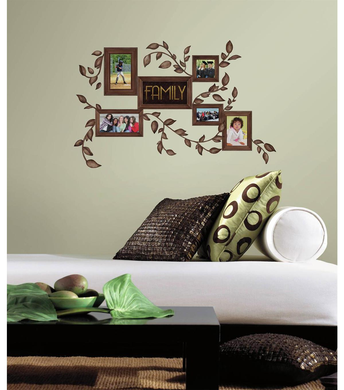 York Wallcoverings Wall Decals-Family Frames