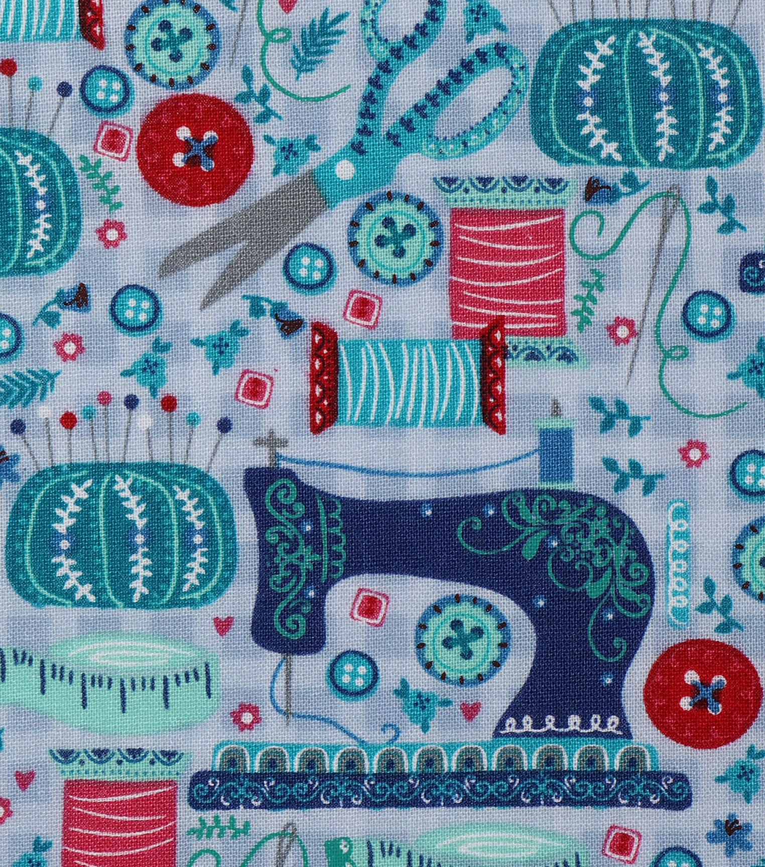 Novelty Cotton Fabric 43\u0027\u0027-Seamstress Essentials