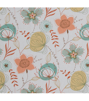 45\u0022 Home Essentials Fabric-Olenska Panorama Peachfrost