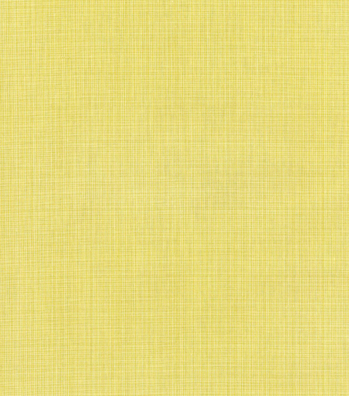 Williamsburg Upholstery Fabric 54\u0022-Stratford Stripe/Sunshine