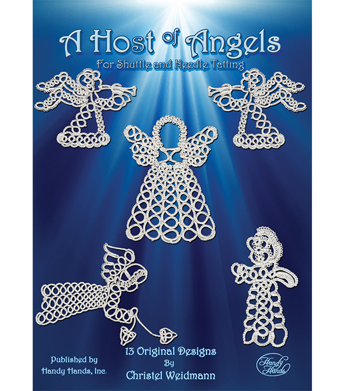 A Host Of Angels Tatting Book