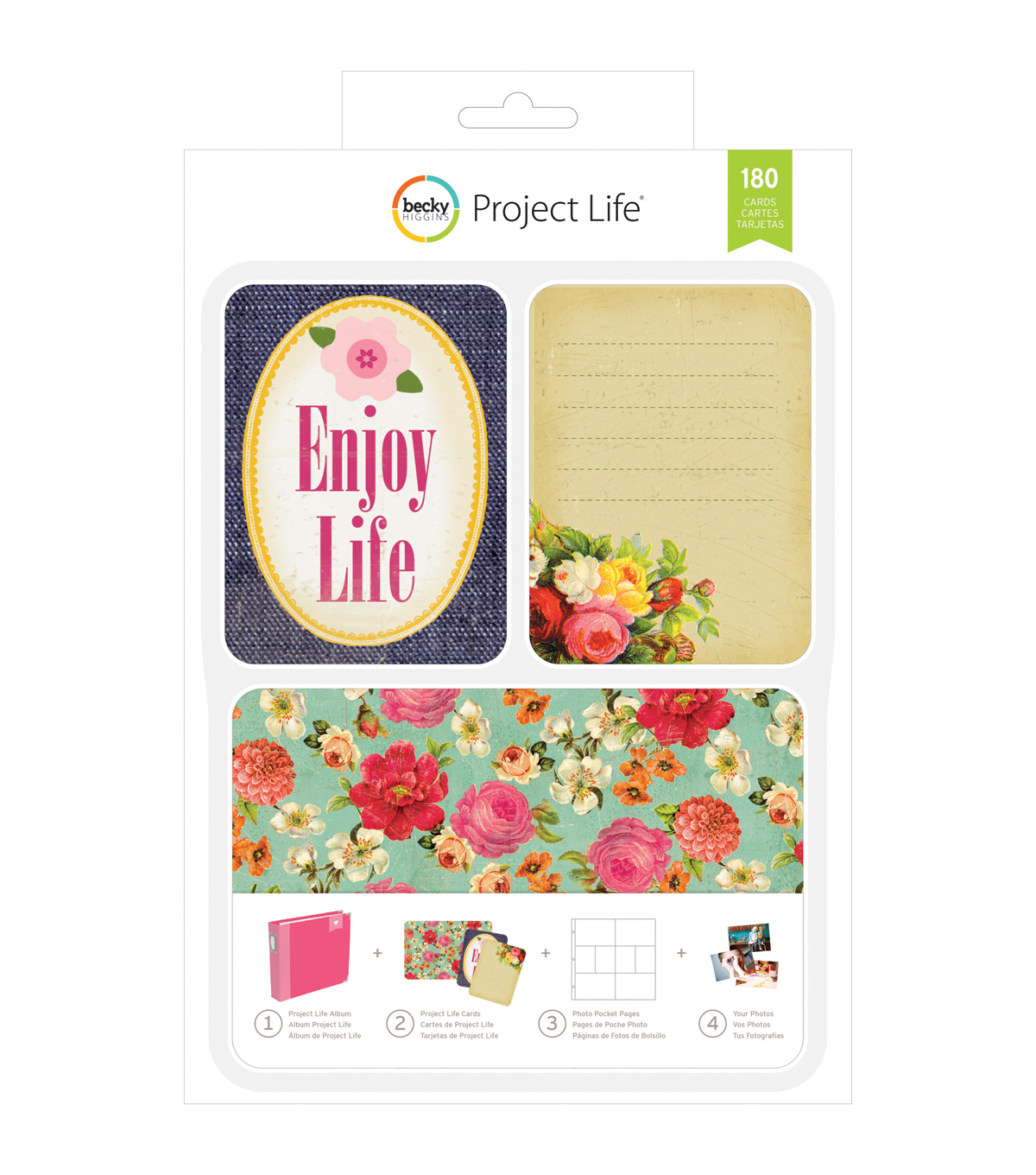 Project Life Kit -Enjoy Life