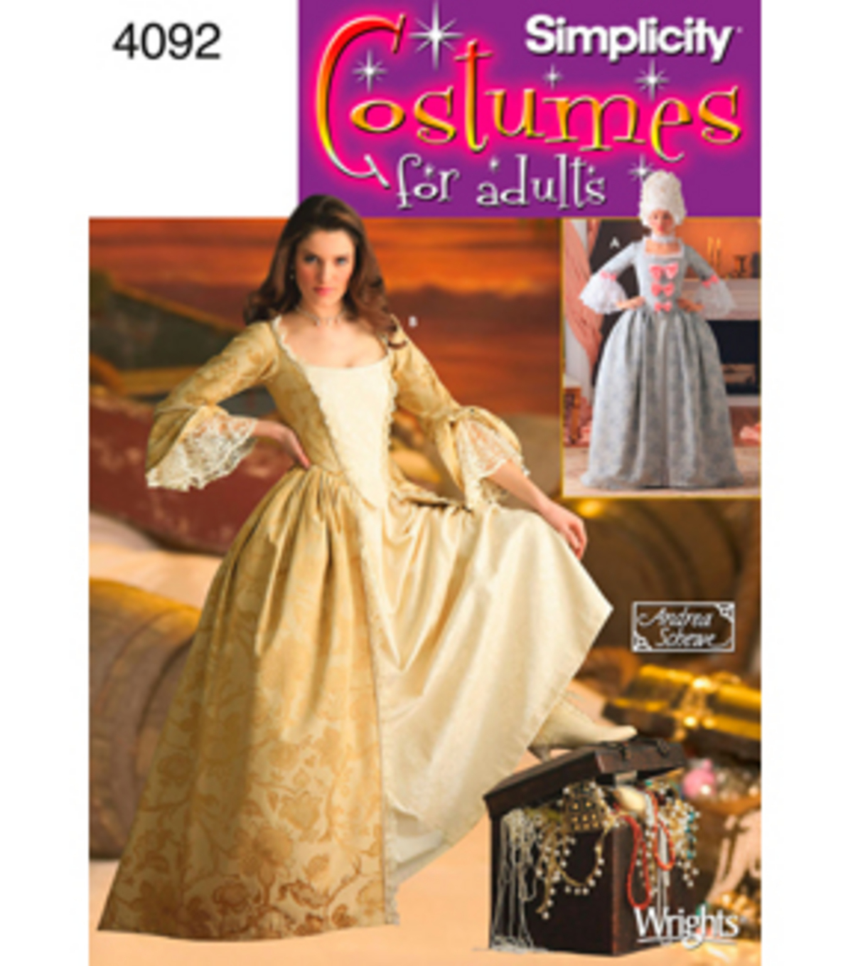 Simplicity Patterns Costumes Magnificent Decorating Design