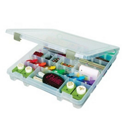 ArtBin Super Satchel Slim Compartment Box