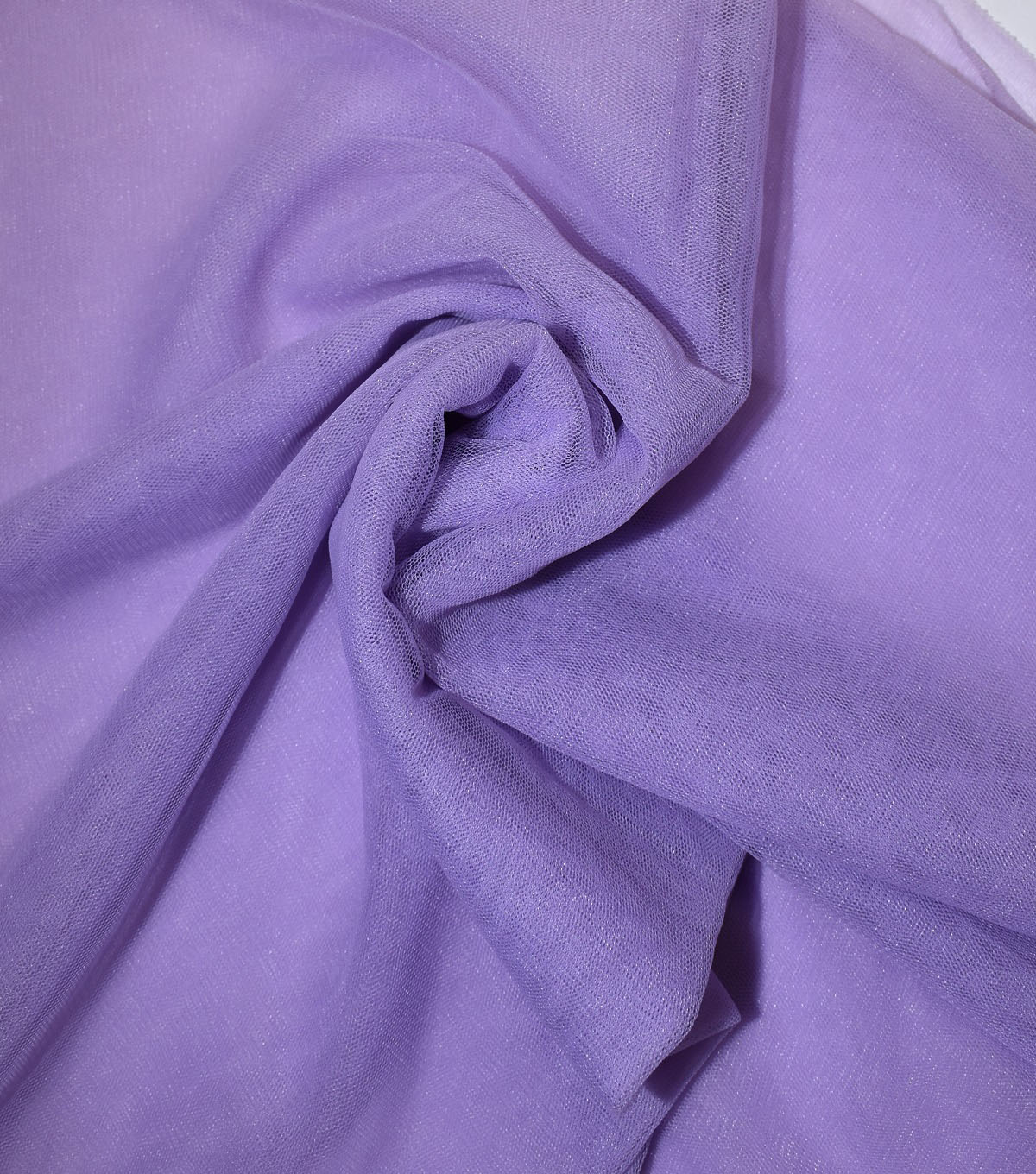Casa Collection Solid Tulle Fabric 57\u0027\u0027, Orchid Mist