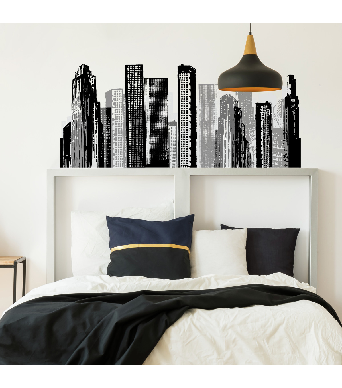 York Wallcoverings Wall Decals-Cityscape