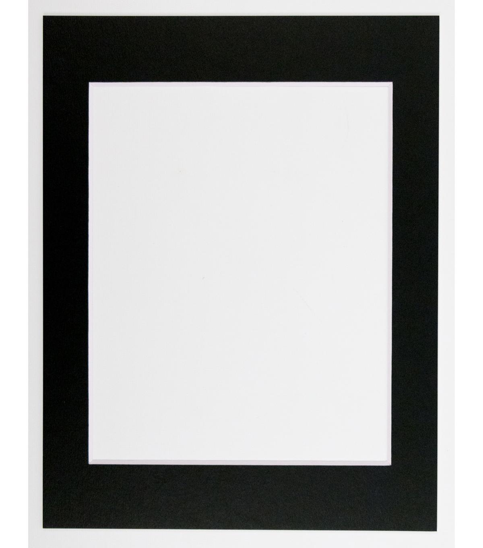 10 x13 black photo mat joann