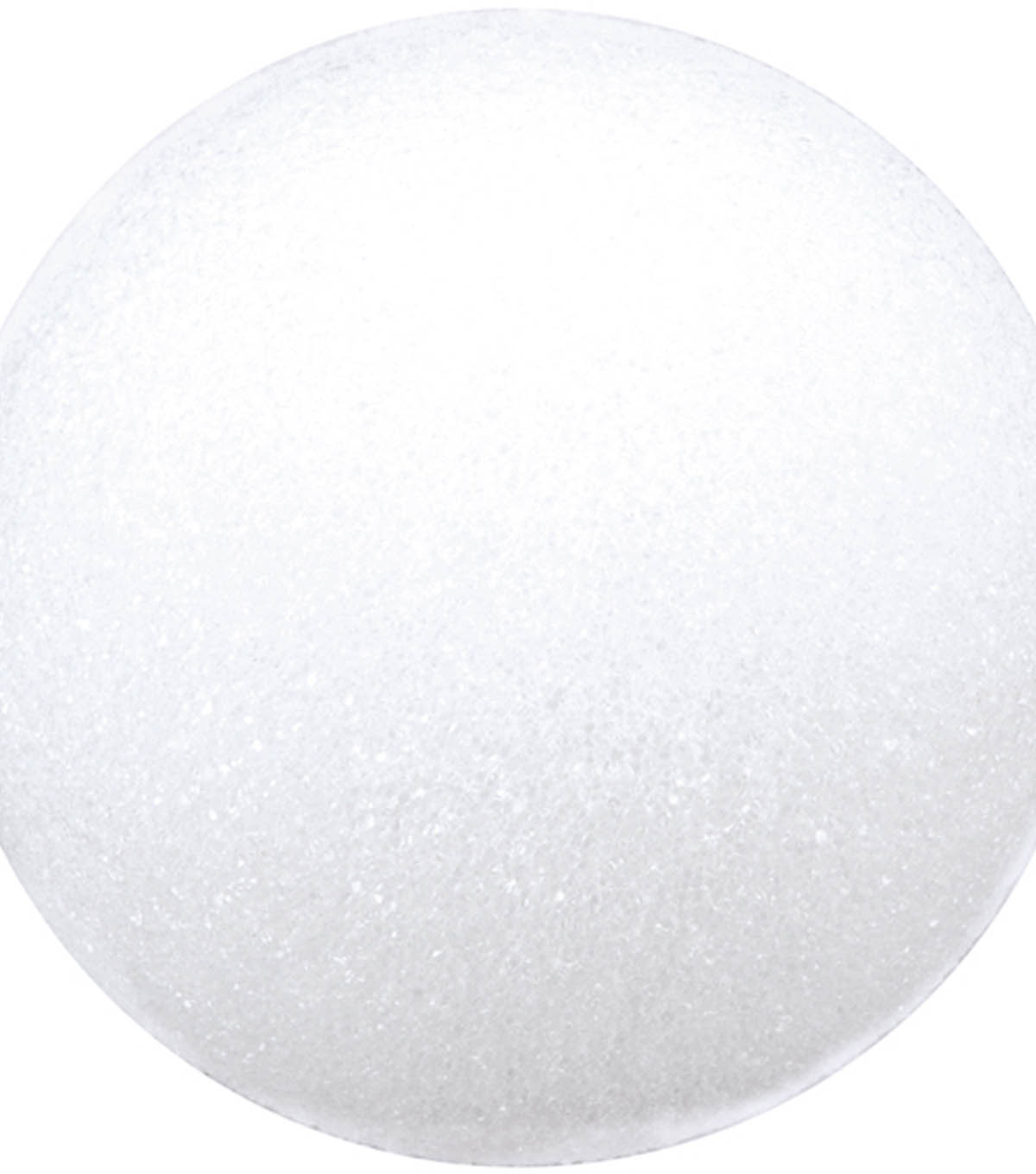Floracraft 4n Styrofoam Ball 3pk-White