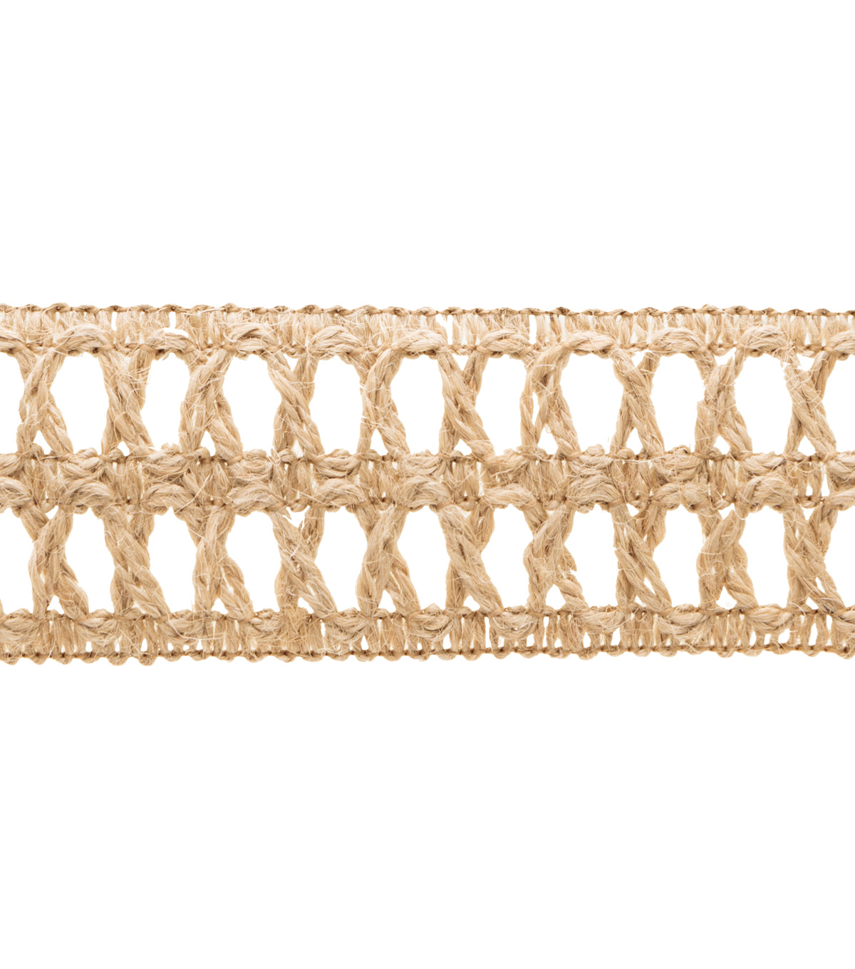 Simplicity Trims-Jute Open Weave