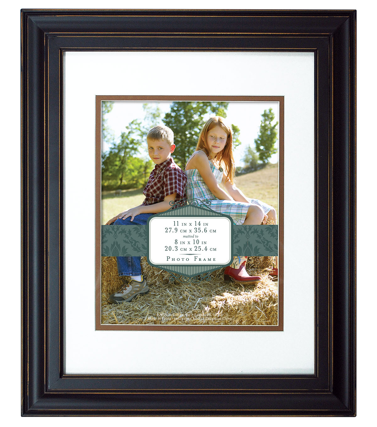 75+ 8x10 Distressed Wood Picture Frames