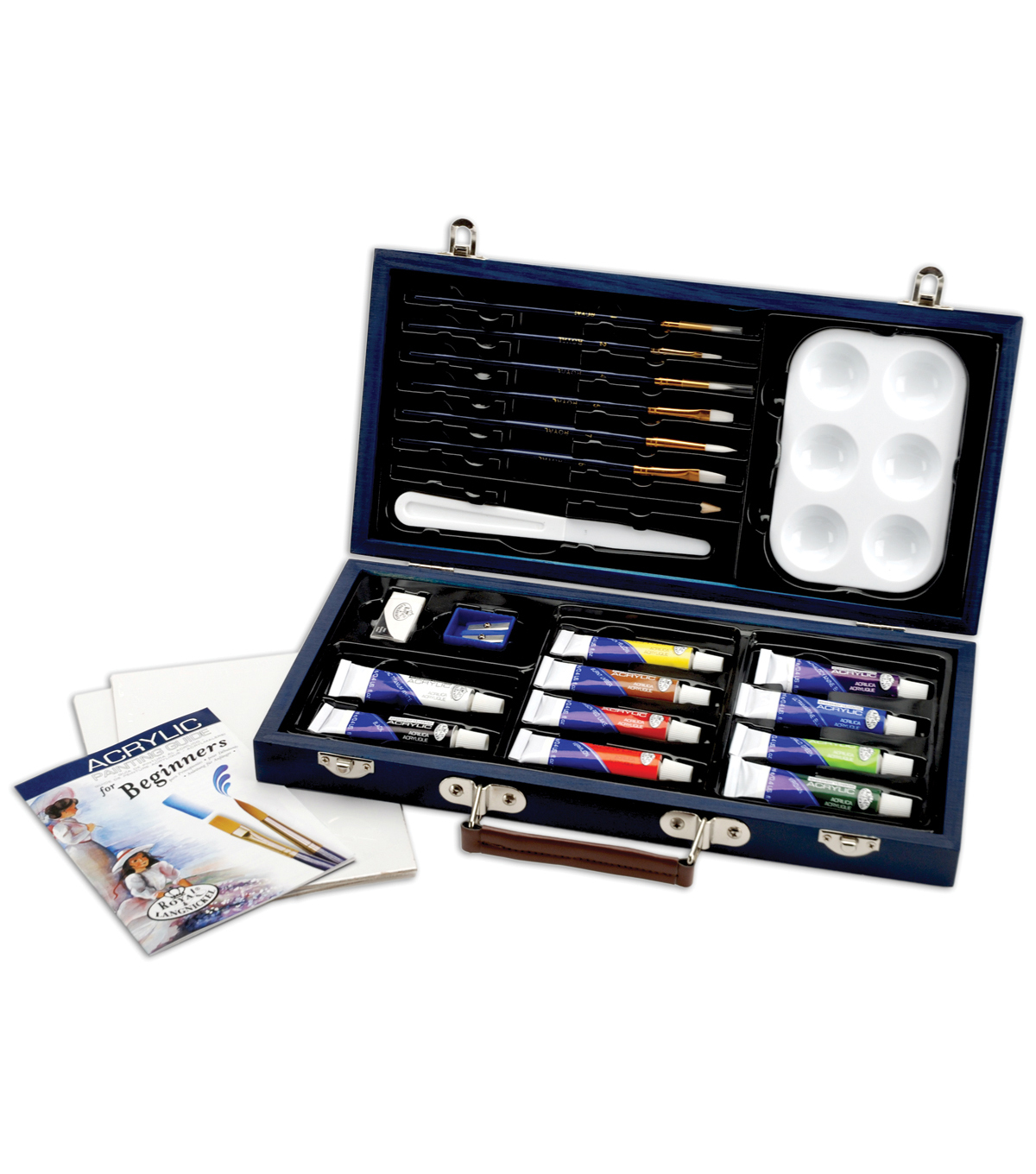 Royal Brush Beginners Artist Set-Acrylic Painting