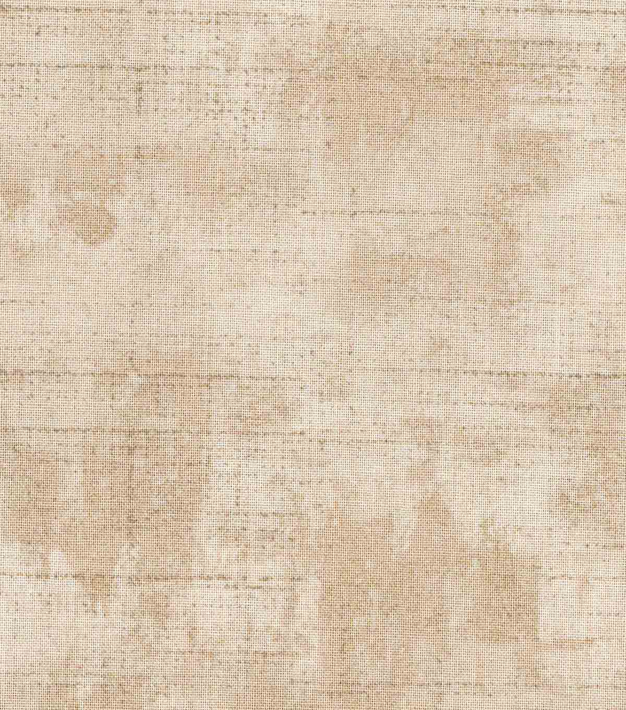 Keepsake Calico Cotton Fabric 43''-Cream Tonal Blender
