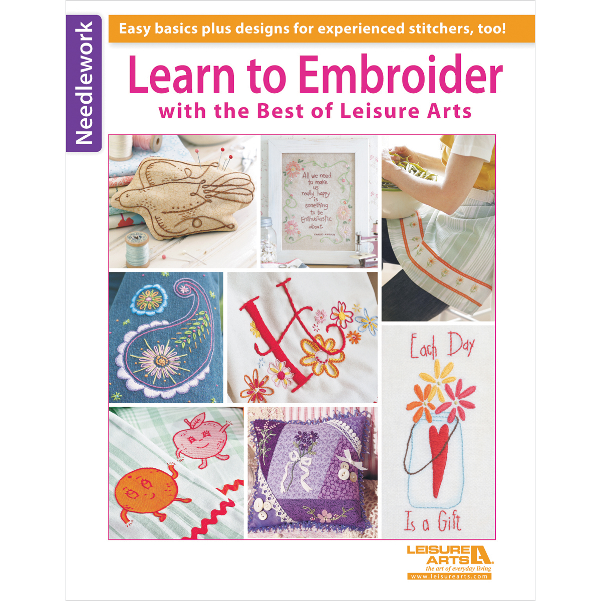Learn To Embroider