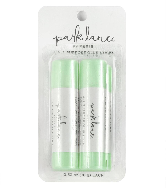 Park Lane Paperie 4 pk 0 53 oz  All Purpose Glue Sticks