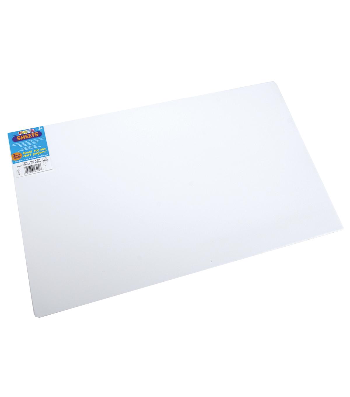 Darice Foamies Extra Thick Foam Sheet 2mm 12''X18''