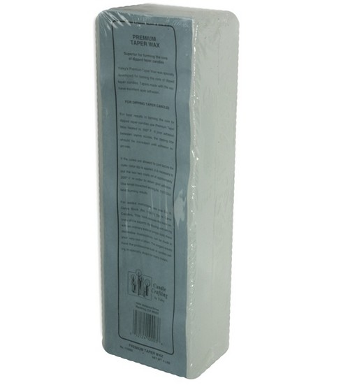 Yaley Taper Candle Wax Block-4 lb.
