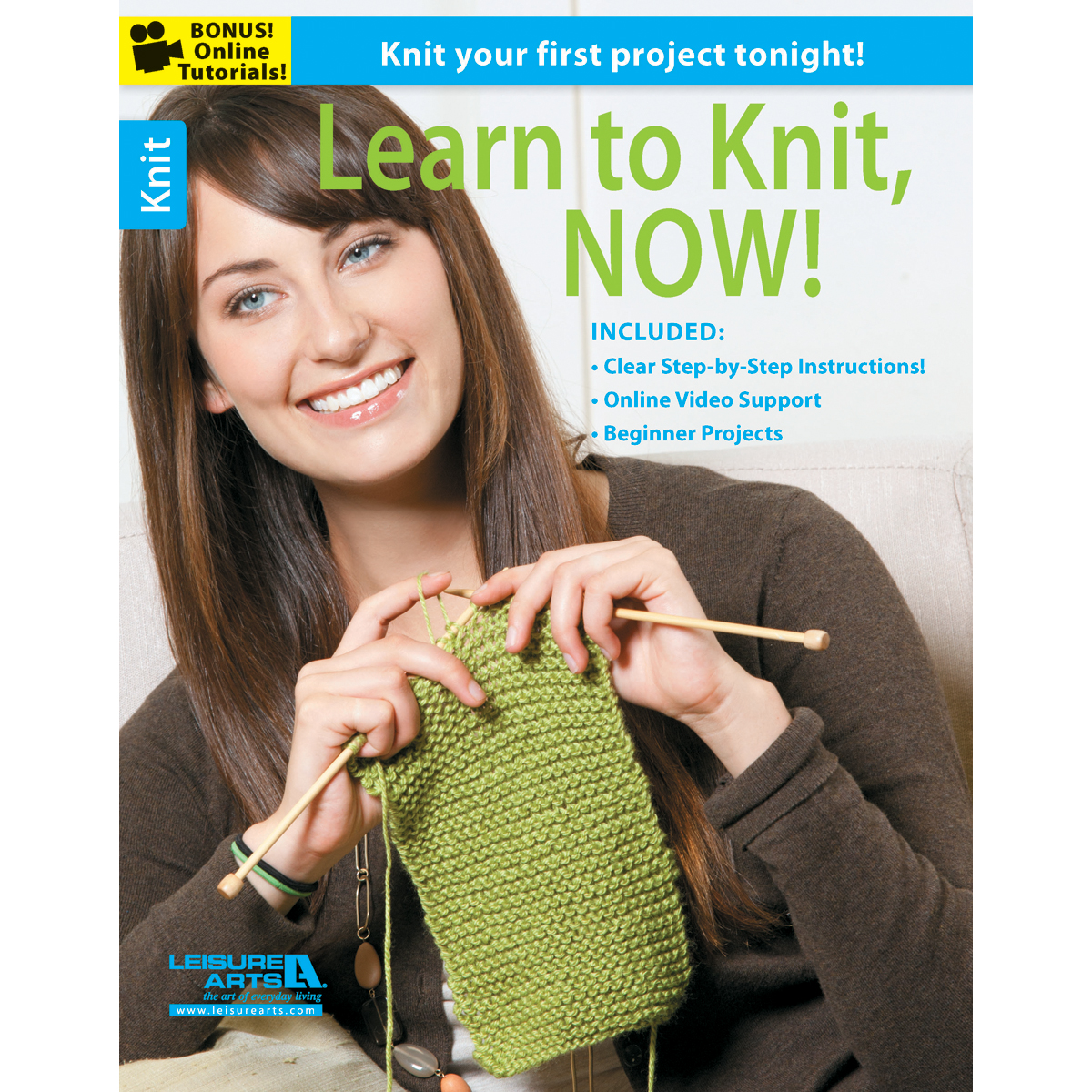 Learn To Knit Now