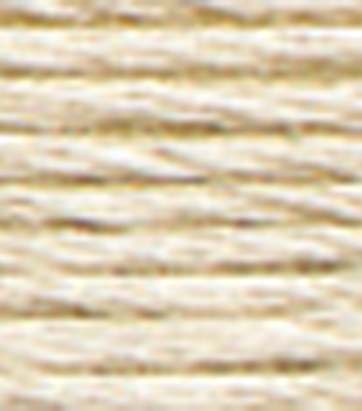 DMC Pearl Cotton Thread 16 Yds Size 3 Neutrals, Vy Lt Mocha Brown/3033