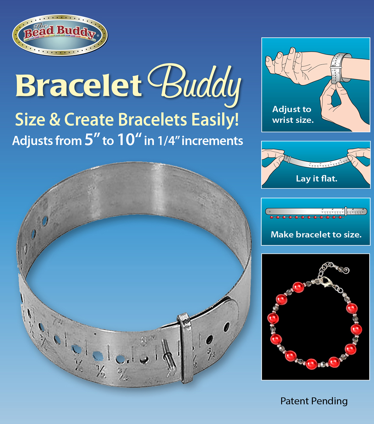 The Bead Buddy Bracelet Buddy Belt