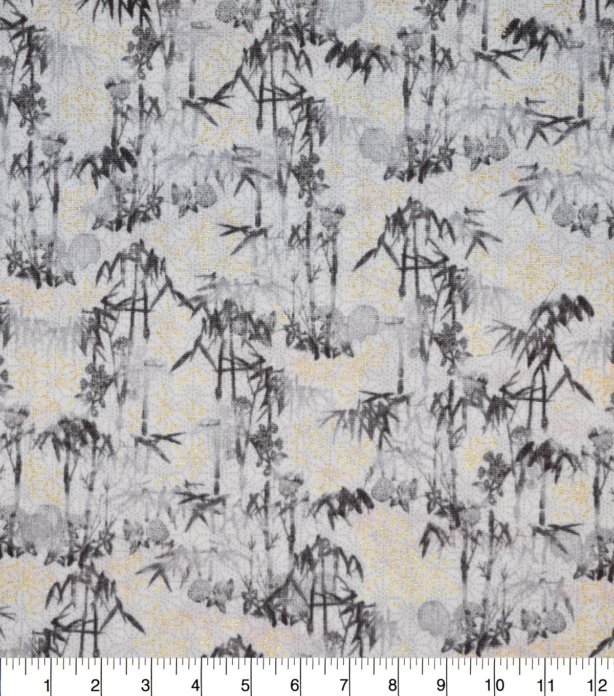 Premium Cotton Fabric 44\u0022-Bamboo Bark