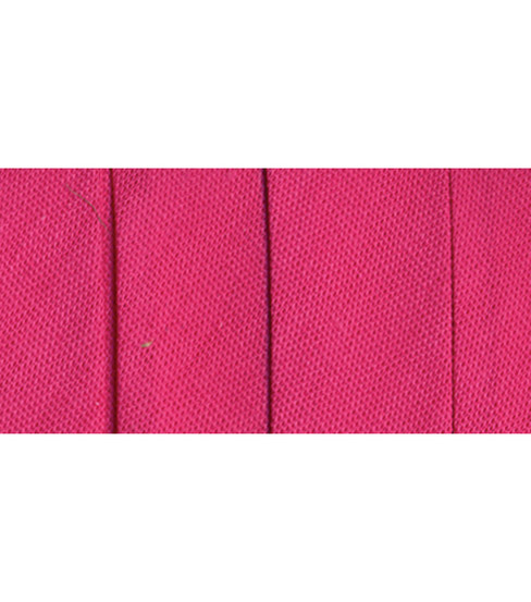 Wrights Extra Wide Double Fold Bias Tape, Berry Sorbet
